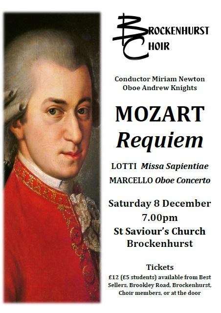20121208 Mozart Requiem