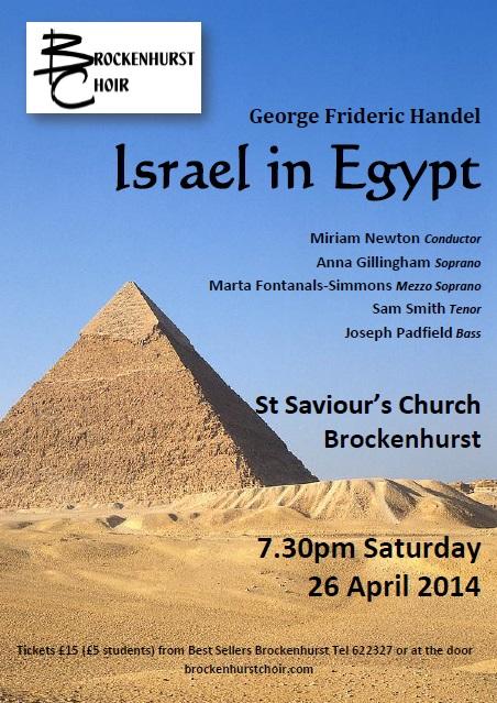 20140426 Israel in Egypt
