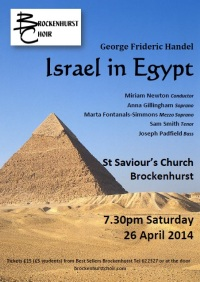 20140426 Israel in Egypt